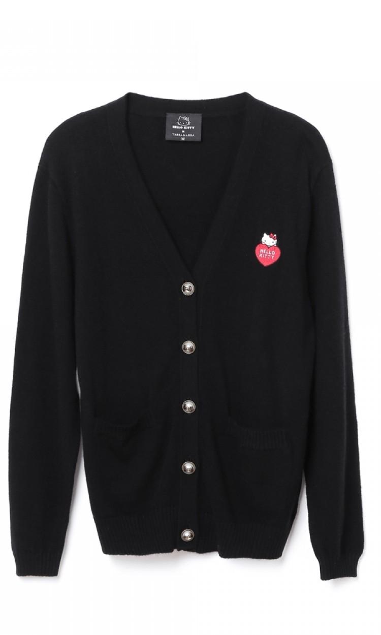 【EVER】888013Hello Kitty短开衫(澳洲直邮)